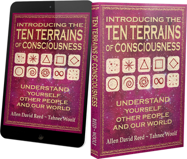 Read this book to learn all about the Ten Terrains Of Consciousness, a groundbreaking new model that explains human nature. Available NOW on Amazon!