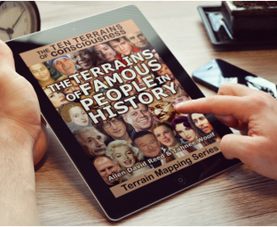 The Terrains Of Famous People In History Ebook - Ten Terrains Of Consciousness