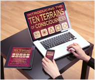 Read this book to learn all about the Ten Terrains Of Consciousness, a groundbreaking new model that explains human nature. Available NOW on Amazon! #TenTerrains